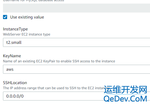 AWS Cloudformation Update Stack注意事项